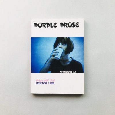 Purple Prose<br>number 10<br>Winter 1996
