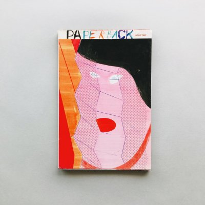 PAPERBACK Issue 2<br>横山裕一, スーザン・チャンチオロ