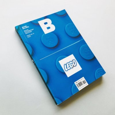 B MAGAZINE  issue 13<br>LEGO