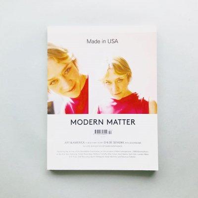 Modern Matter Magazine #4<br>S/S 2013