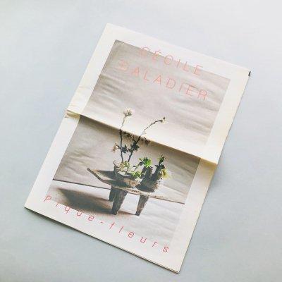 Cecile Daladier:Pique-Fleurs<br>Johanna Tagada<br>ジョアンナ・タガダ