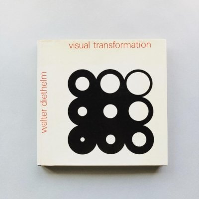 visual transformation<br>Walter Diethelm<br>ヴァルター・ディーテルム