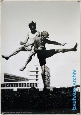 バウハウス ポスター<br>Bauhaus Archiv<br>Lux Feininger