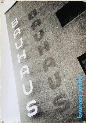 バウハウス ポスター<br>Bauhaus Archiv