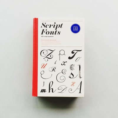 SCRIPT FONTS<br>300+script typefaces