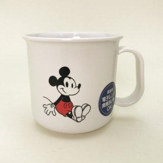 会員様限定50%OFF対象商品! ディズニー ミッキー&フレンズ 樹脂子供食器 マグ
