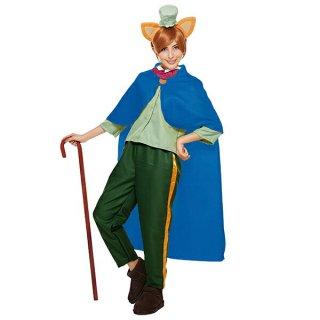 コスチュームセール開催中!20%オフ対象商品 ディズニー ファウルフェロー ピノキオ コスチューム スタンダードサイズ