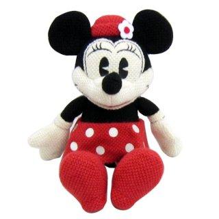 店内セール開催中!20%オフ対象商品 ミニーマウス ニットミニー ぬいぐるみ S ディズニー 4548643095152