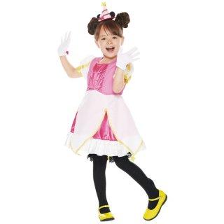 店内全品30%OFF ログインで ディズニー コスチューム ミニー 子ども用シャイニーミニーS 仮装