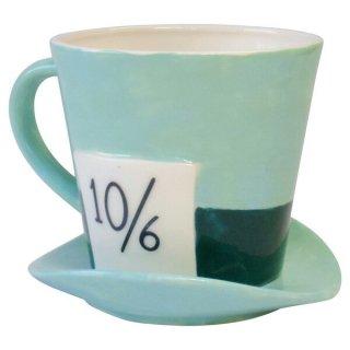 店内セール開催中!10%オフ対象商品 マッドハッター 帽子マグ (マグカップ) (ふしぎの国のアリス) ディズニー