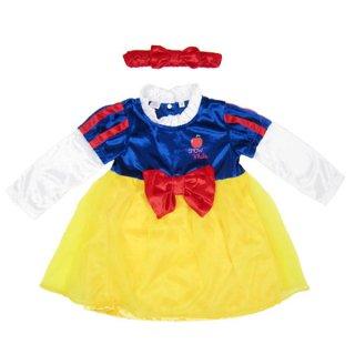 会員様限定50%OFF対象商品! コスチューム ディズニー 衣装  白雪姫 スノーホワイト (白雪姫と七人の小人) 95cm 子供用 Toddler