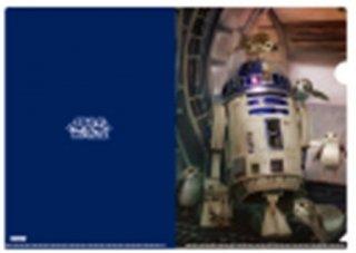 会員様限定80%OFF対象商品! スターウォーズ クリアファイル R2−D2 SWLJ