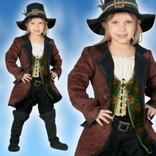 店内全品30%OFF ログインで ディズニーコスチューム子供女の子用トドラーサイズアンジェリカ女海賊パイレーツオブカリビアンデラックス仮装 4580128020853