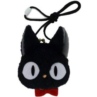 店内全品30%OFF ログインで がまぐち ポーチ (がま口財布・ポシェット) おすましジジ (黒猫・ねこ・ネコ) (魔女の宅急便) スタジオジブリ