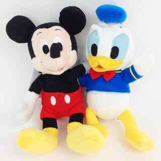 ディズニー ミッキー&ドナルド ぬいぐるみ グッズ
