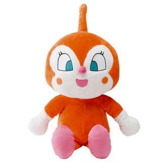店内セール開催中!10%オフ対象商品 ぬいぐるみ 抱き人形 ソフト ドキンちゃん (アンパンマン)