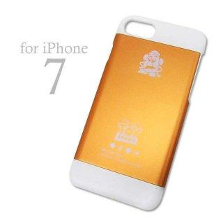 店内セール開催中!10%オフ対象商品 ミスターポテトヘッド iPhone7専用 アルミケース (アイフォンケース iPhone 7 対応) オレンジ (トイストーリー) ディズニー