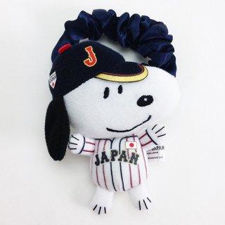 店内全品30%OFF ログインで ピーナッツ スヌーピー 野球日本代表 マルチバンド 侍ジャパン グッズ