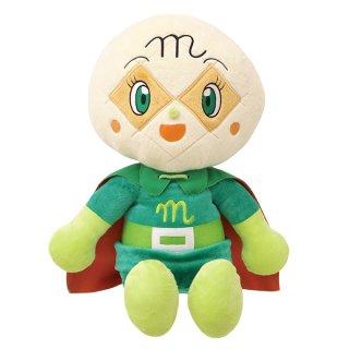 店内セール開催中!10%オフ対象商品 アンパンマン ぬいぐるみ メロンパンナちゃん 抱き人形 ソフト 吉徳 グッズ
