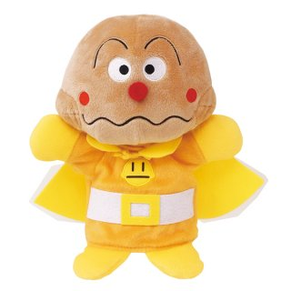 店内セール開催中!10%オフ対象商品 アンパンマン ハンドパペット カレーパンマン 手踊り人形 グッズ