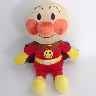 店内セール開催中!10%オフ対象商品 アンパンマン ぬいぐるみ 抱き人形 ソフト 吉徳 グッズ