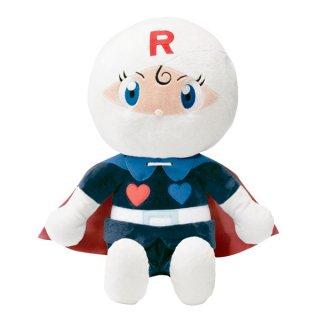 店内セール開催中!10%オフ対象商品 抱き人形 ぬいぐるみ ソフト ロールパンナ (アンパンマン)