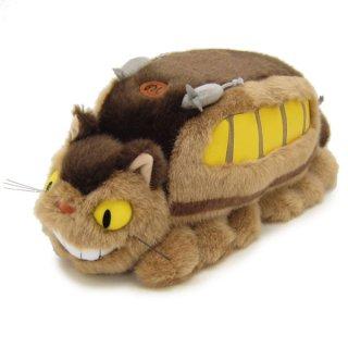 店内セール開催中!20%オフ対象商品 ぬいぐるみ 猫バス M (となりのトトロ) スタジオジブリ