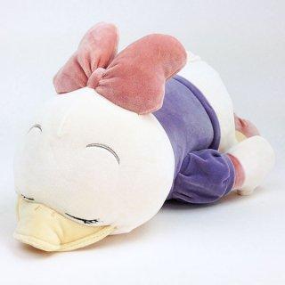店内セール開催中!10%オフ対象商品ディズニー デイジー モチハグシリーズ 抱き枕 Mサイズ ぬいぐるみ グッズ