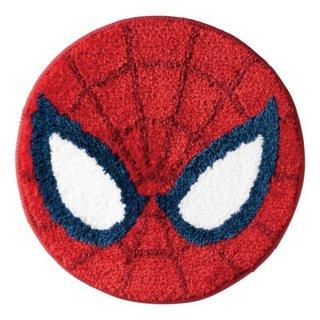 店内セール開催中!10%オフ対象商品 MARVEL スパイダーマン スパイダー チェアシート グッズ マーベル シート