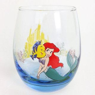 店内セール開催中!20%オフ対象商品 ディズニー アリエル 3Dグラス プリンセス コップ リトルマーメード グッズ