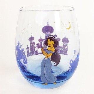店内セール開催中!20%オフ対象商品 ディズニー ジャスミン 3Dグラス アラジン コップ ディズニー グッズ