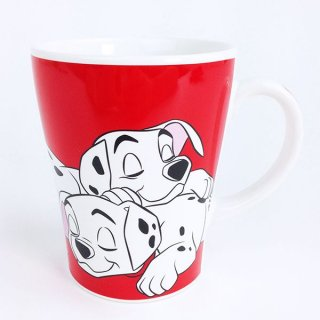 店内セール開催中!20%オフ対象商品 ディズニー 101匹わんちゃん アート・オブ・アニメーション マグカップ マグ コップ グッズ