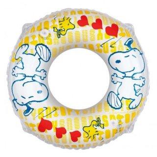 店内セール開催中!20%オフ対象商品 SNOOPY スヌーピー ハート 浮き輪 ビーチグッツ グッズ