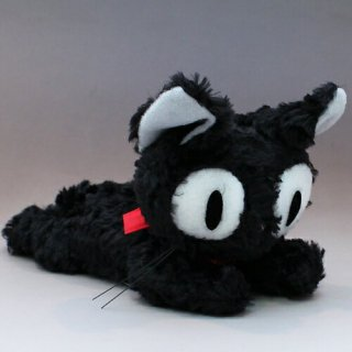 2019年新商品 ぬいぐるみ (這) くたくた S ジジ (黒猫ねこネコ) (魔女の宅急便) 【スタジオジブリ】 4974475637831