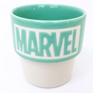 店内セール開催中!30%オフ対象商品 マーベル MARVEL スタッキングマグ マグカップ ネイビー  (MCOR)