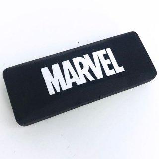 店内セール開催中!10%オフ対象商品マーベル 眼鏡ケース ブラック BK MARVEL  (MCOR)