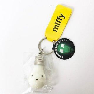 店内セール開催中!10%オフ対象商品電球型キーリング BK ミッフィー