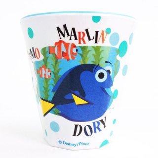 会員様限定50%OFF対象商品! ディズニー ドリー メラミンカップ 水玉   (MCD)
