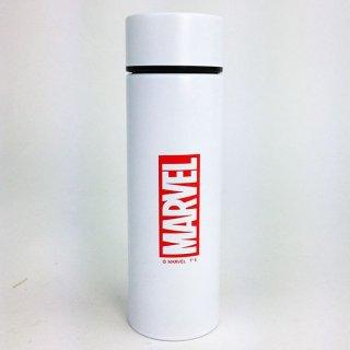 店内セール開催中!20%オフ対象商品 MARVEL マーベル ポケトル 水筒 ホワイト グッズ