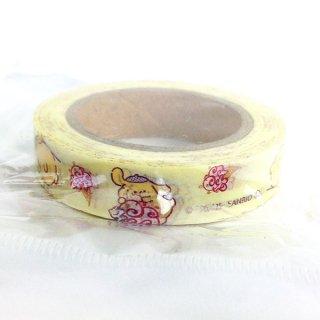 店内セール開催中!10%オフ対象商品!コールドストーン&ポムポムプリン マスキングテープ