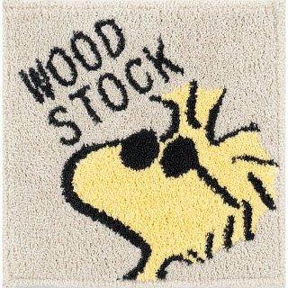 店内セール開催中!20%オフ対象商品スヌーピー ウッドストック マルチマット インテリア アクセント グッズ