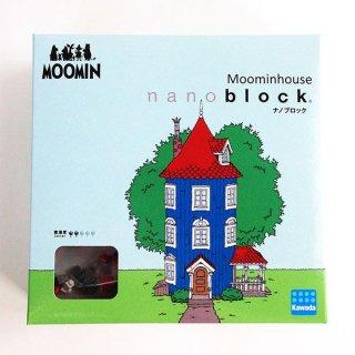 店内セール開催中!10%オフ対象商品ムーミン ナノブロック ムーミンハウス ブロック ナノブロック パズル おもちゃ ムーミン グッズ