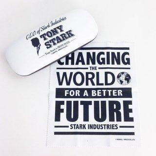 店内セール開催中!10%オフ対象商品マーベル STARK INDUSTRIES スターク インダストリーズ メガネケース グッズ