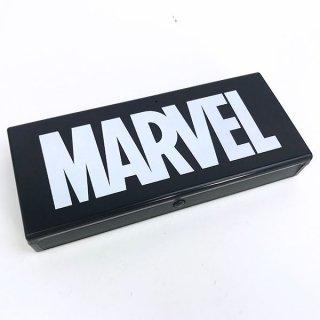 店内セール開催中!10%オフ対象商品マーベル プラペンケース ブラック BK MARVEL      (MCOR)