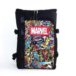 店内セール開催中!10%オフ対象商品MARVEL BOXリュツクサック コミックリュックサック デイバック  ブラック(MCOR)