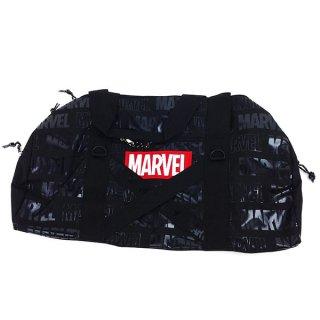 店内セール開催中!10%オフ対象商品MARVEL BKMARVEL ボストンバッグ バッグ 旅行鞄 ブラック グッズ  (MCOR)