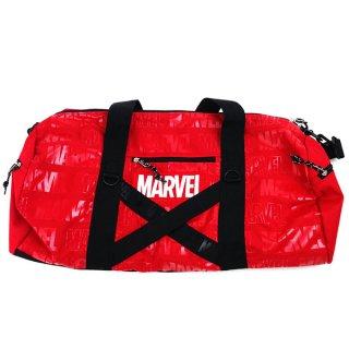 店内セール開催中!10%オフ対象商品MARVEL RDMARVEL ボストンバッグ バッグ 旅行鞄 レッド グッズ  (MCOR)