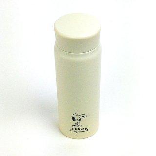 店内セール開催中!20%オフ対象商品SNOOPY スヌーピー ステンレスボトル 水筒 WH グッズ