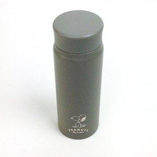 店内セール開催中!20%オフ対象商品SNOOPY スヌーピー ステンレスボトル 水筒 GR グッズ