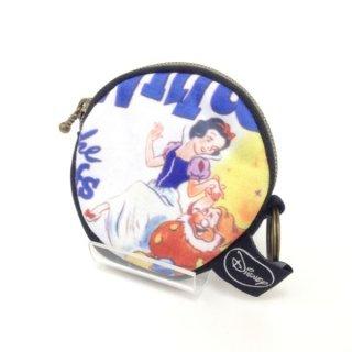会員様限定80%OFF対象商品!ディズニー グッズ 丸型コインケース 白雪姫 PA (MCD)
